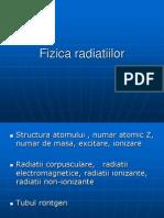 Fizica Radiatilor