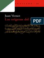 Los Origenes del Islam - Juan Vernet.epub