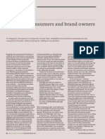 Protecting consumers and brand owners