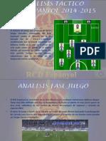 ANALISIS TACTICO ESPANYOL 14-15.pptx