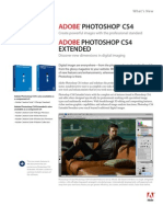 Cs4 Photoshop Photoshopext Whatsnew