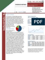 CSX Initiating Coverage Report