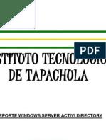 Active Directory Reporte.docx