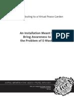 RFP Virtual Peace Garden