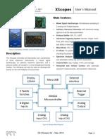 Xscopes Manual
