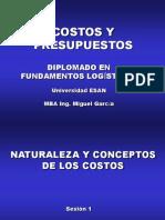 Costos & Presupuestos.ppt