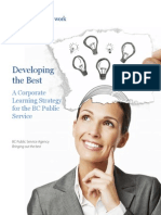 Corporate Learning Strategy