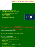 Programmable Dsp Lecture2