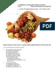 Harvest Bulletin 2014