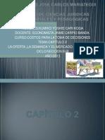 LA OFERTA, LA DEMANDA, EL MERCADO.pptx