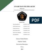 Filter Pasif dan Filter Aktif.docx