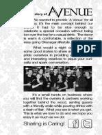 avenue menu weboptimized