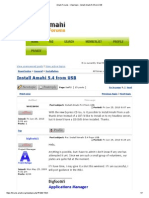 Amahi Forums • View Topic - Install Amahi 5.4 From USB
