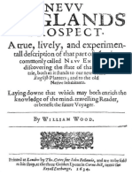 New Englands Prospect by William Charles Henry Wood