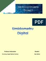 Umidometru Digital