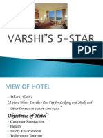 MY 5-STAR HOTEL