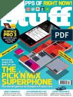Stuff Magazine - October 2014 UK