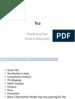 Tea Trading