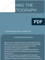 Using the Partograph