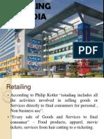 Retailing in India _trends