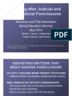 5-14 Lawson PowerPoint Judicial and Non-Judicial Foreclosures