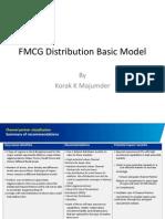 FMCG Distribution Basic Model