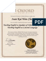 teaching esl tie xs