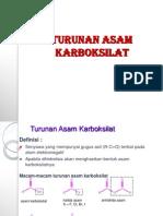 Turunan Asam Karboksilat.ppt