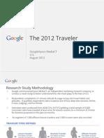 Google - The 2012 Traveler