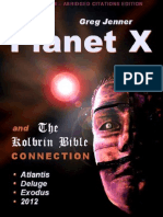 (2) Planet X and the Kolbrin Bible Connection