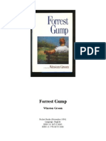 Forest Gump by Winston Groom