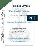 Trabajo Final Codigos de etica para HALLIBURTON, SLB, WEATHERFORD.pdf