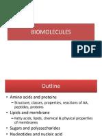 1-3 Biomolecules-Aa & Protein_1