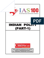Indian Polility (Part-1)