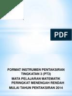 3 Penataran Pt3 Kump 1 n 2 2014