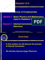 Session I204 Internal Conversion