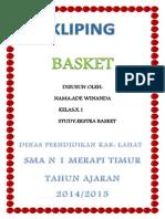 Cover Depan Basket