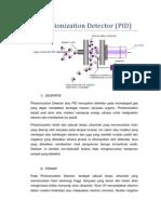 Photoionization Detector