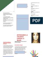 triptico violencia Mujer.doc