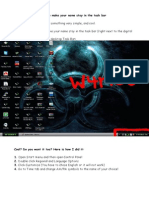 How To Make Your Name Stay In The Task Bar.pdf
