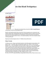 Plume Tectonics Dan Kisah Terdapatnya Intan