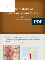 the history of colonization