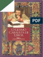 O Último Cabalista de Lisboa - Richard C. Zimler