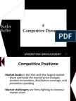 Ch 8 Competitive Dynamics u