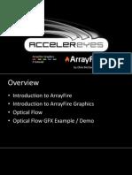 arrayfire tutorrial