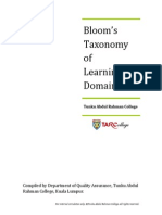 Bloom's Taxonomy of Learning Domains_1