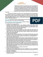 Summary perbandingan aturan pemeriksaan pajak