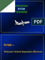 Pakistan RVSM TRNG.PPT