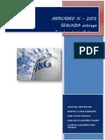 PROYECTO SEGUNDA ENTREGA MERCADEO III.docx