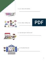 Sentence Construction  Worksheet